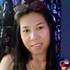 Kontaktanzeigen-Details und großes Bild von Dünn