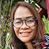Die Thailänderin Down sucht einen Partner aus Deutschland.