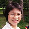 Die Thailänderin Kaun sucht einen Partner aus Deutschland.