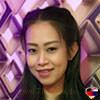 Die Thailänderin Give sucht einen Partner aus Deutschland.