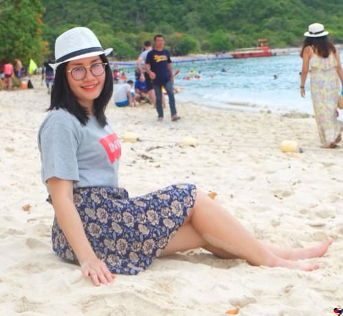 Thai Ladies seeking foreign partner ♥ 381 Thai Ladies