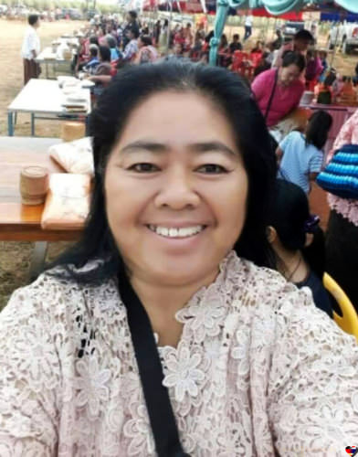 Photo of Thai Lady Ooun,