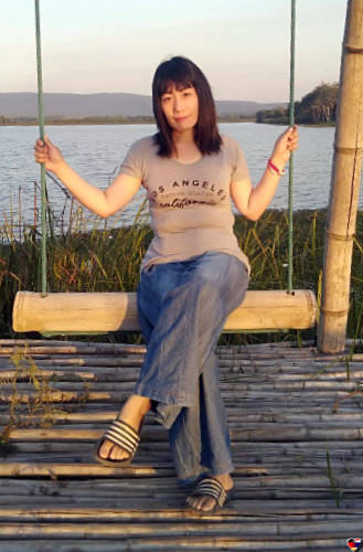 Photo of Thai Lady Mai,