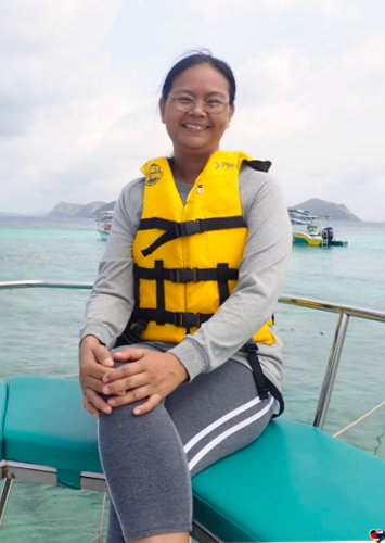 Thaikontaktanzeige von Tiay,                             41 Jahre