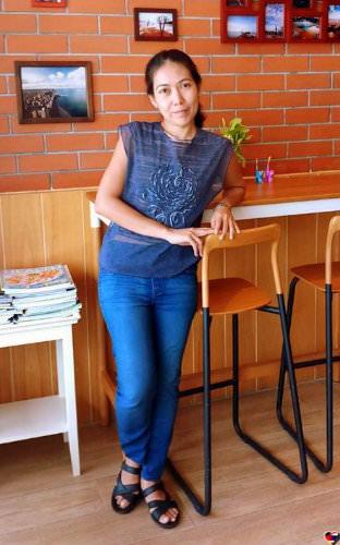 Thaikontaktanzeige von Ae,                             41 Jahre