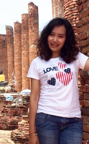 Thaikontaktanzeige von Nana,                             35 Jahre