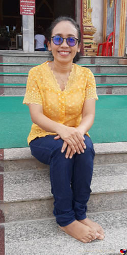 Thaikontaktanzeige von Ju,                             43 Jahre