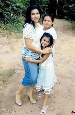 Bild von Thaifrau  Kung