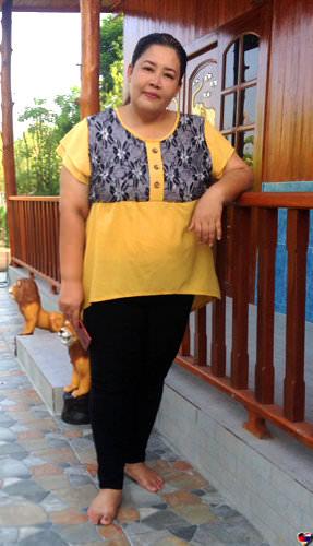 Thaikontaktanzeige von Bee,                             41 Jahre