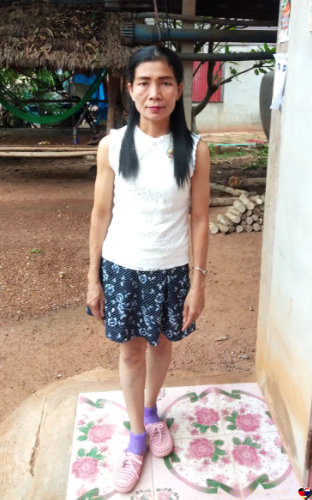 Photo of Thai Lady Rung,