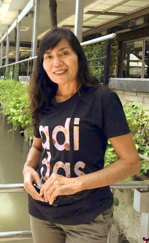 Thaikontaktanzeige von Wan,                             55 Jahre