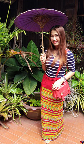 Photo of Thai Lady Ya,