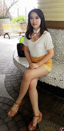 Photo of Thai Lady Pon,
