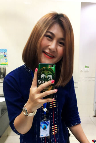 Photo of Thai Lady Praew,