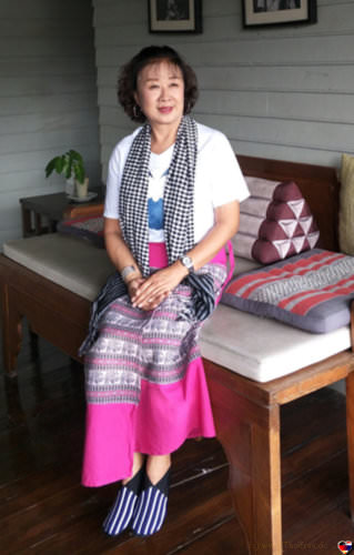 Photo of Thai Lady Aui,