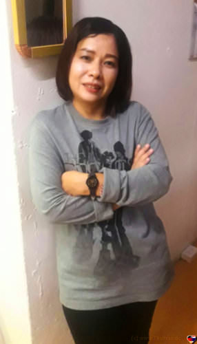 Photo of Thai Lady Dau,